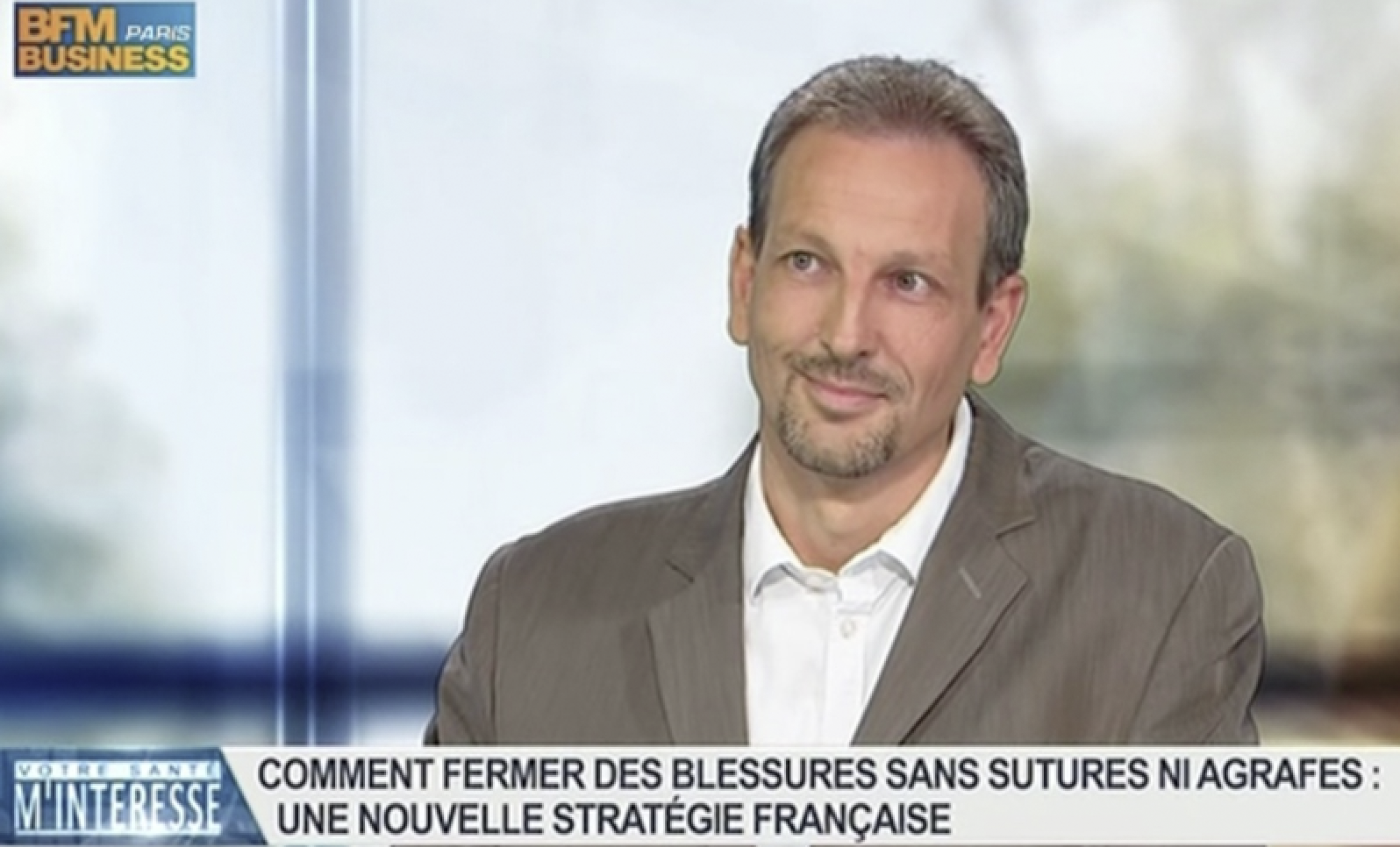 D Letourneur on BFM TV