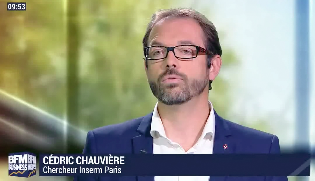 Cedric Chauvière on BFM Business – 4th Oct 2016