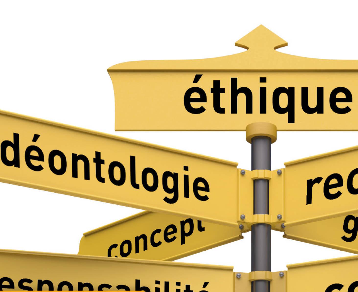 Ethique et intégrité scientifiques