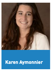 Karen Aymonnier, laureate of the Bettencourt prize for young investigators